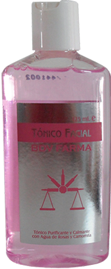 Tónico Facial BDVFARMA 200 ml.